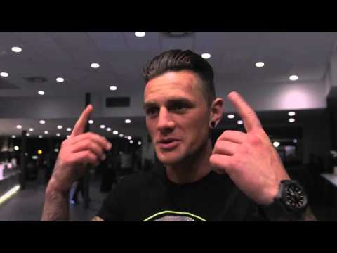 GLORY 29 COPENHAGEN: Nieky Holzken post-fight interview
