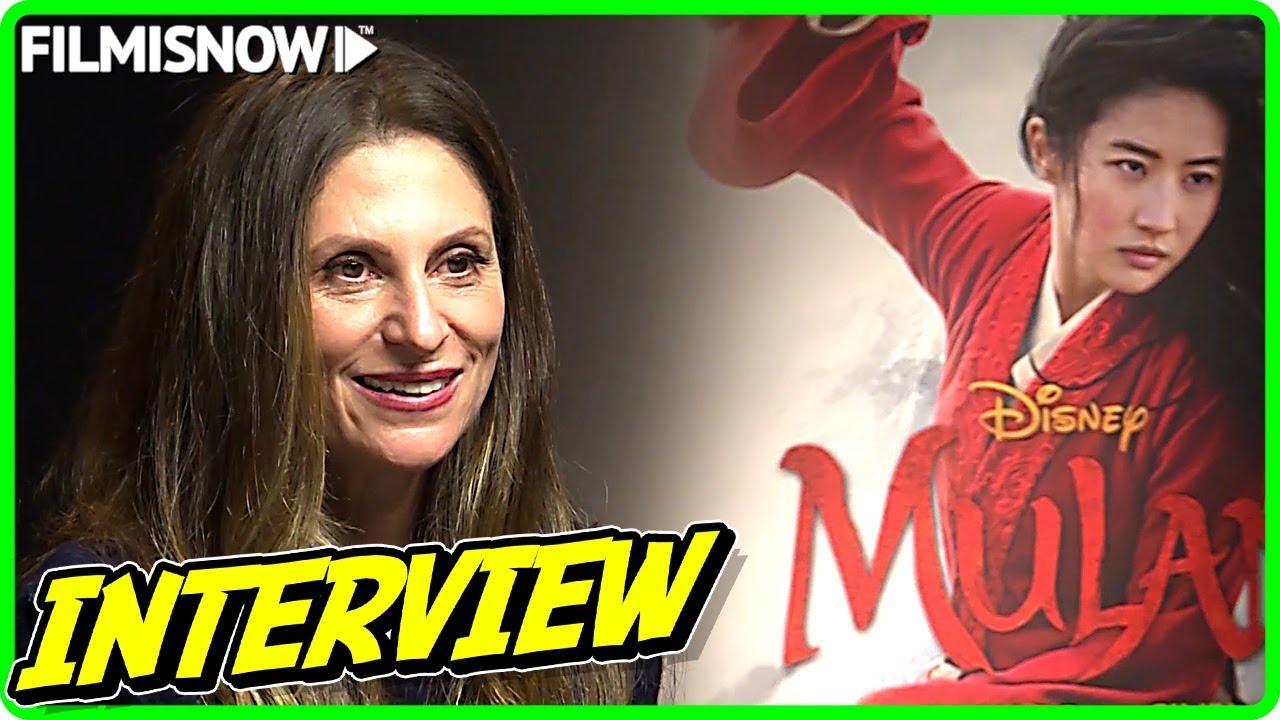 Niki Caro Exclusive Interview for MULAN