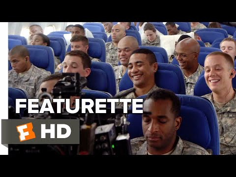 Thank You for Your Service Featurette - The Men Behind the Story (2017) | Movieclips Coming Soon