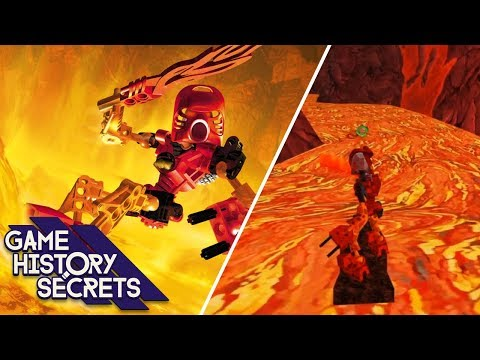 Lego's Cancelled Bionicle Game for PC & GameCube - Game History Secrets