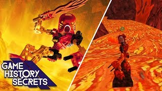 Скачать Lego S Cancelled Bionicle Game For PC GameCube Game History Secrets