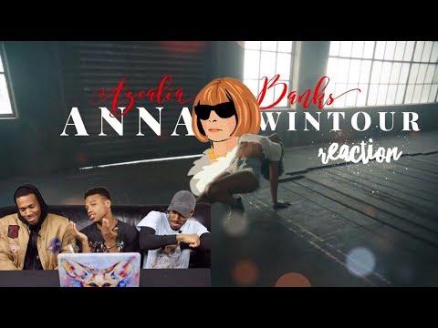 Azealia Banks - Anna Wintour REACTION