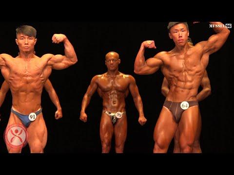 NBFA(SG) International 2019 - Men's Bodybuilding (Overall Champion)