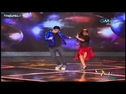 Party Pilipinas [MostLiked] - Sayaw Pilipinas - Mark, Rochelle, Yassi, Julian = 11/18/12