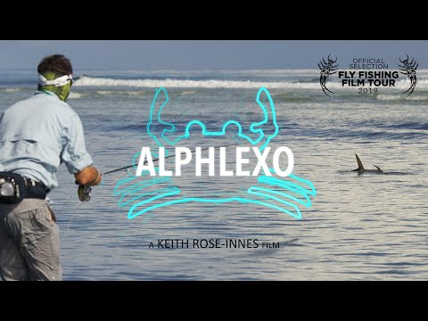 ALPHLEXO - Indo-Pacific Permit & The Fly That Changed How To Fish For Them