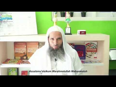 Lisan Arabi Sekolah Hafizh Qur'an| Bahasa Arab Adalah Bahasa Al Qur'an Dan Bahasa Penduduk Syurga|