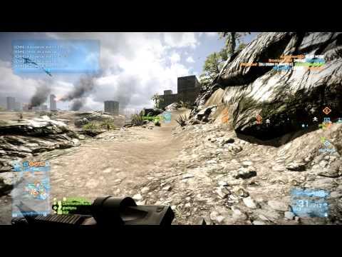 Battlefield 3 MP - WookWook Post-Patch Weekend - Gulf of Oman CQ 2