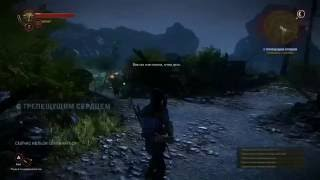 The Witcher 2 Постельная сцена с Суккубом