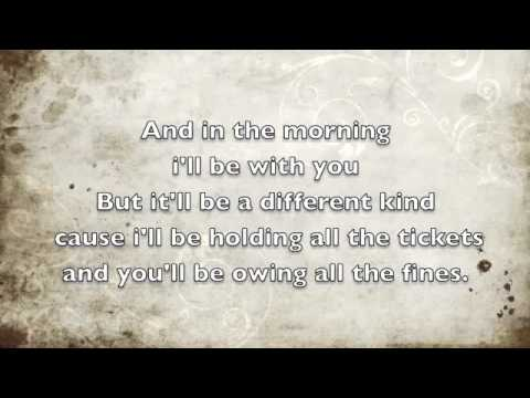 Ed Sheeran - Skinny love (lyrics)