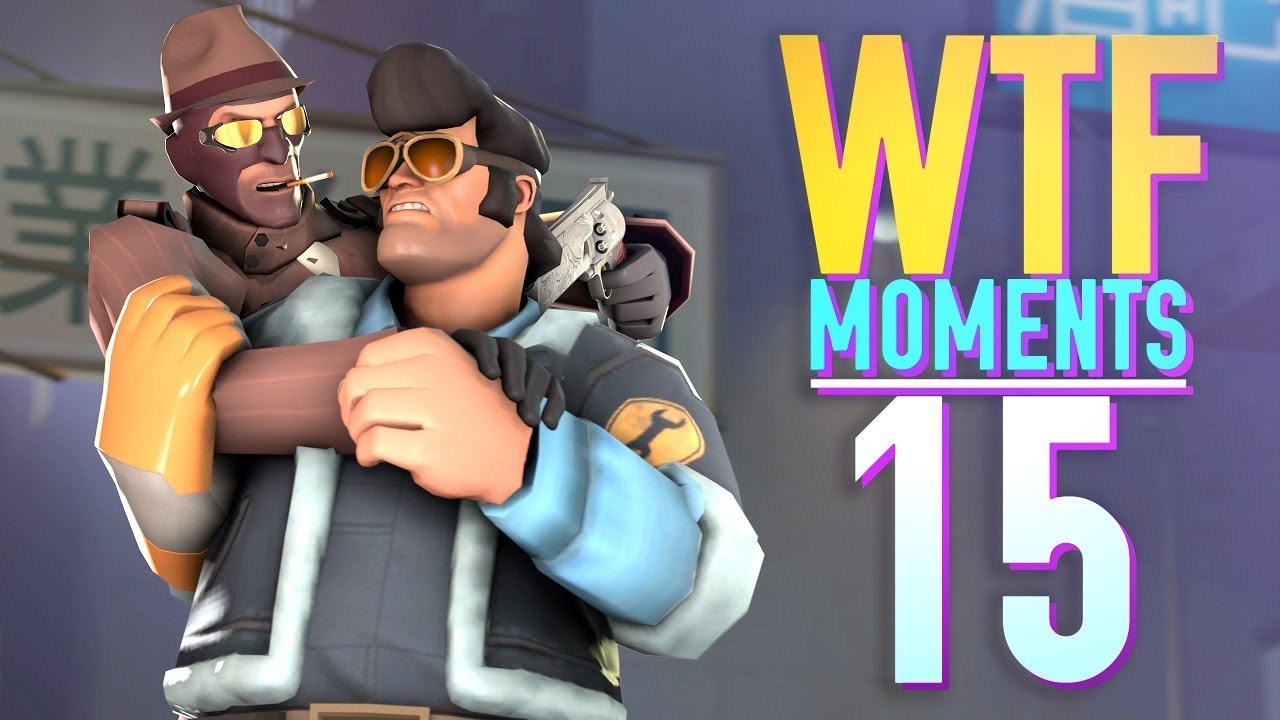 TF2 - WTF Moments 15 - Delfy