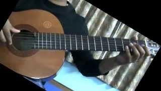 Businessman Movie   Pilla Chao Video Song   Mahesh Babu, Kajal(Guitar Cover)