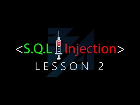 SQL Injection: Lesson 2 - SQL Injection WAF (Web Application Firewall) Bypass