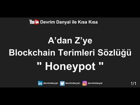 Honeypot Nedir ? Kısa Kısa Blockchain Blokzinciri Kriptopara Bitcoin