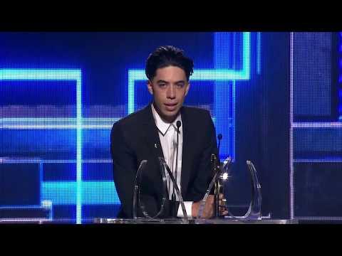 Teeks  - Best Maori Artist acceptance VNZMA 2017
