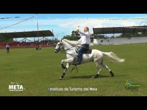 Show Ecuestre Departamento del Meta Colombia