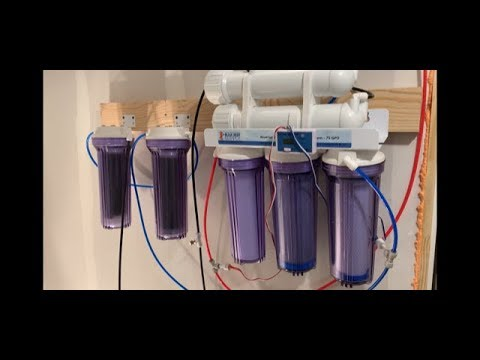 Reverse Osmosis Unit, How Does It Work?