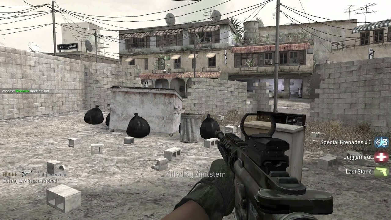 10 Best Call of Duty Multiplayer Maps of All Time | Den of Geek