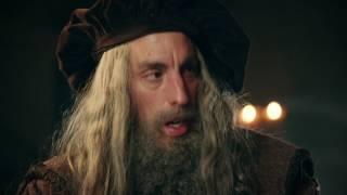 Bahnbrechende Erfindungen von Da Vinci - Sketch History | ZDF