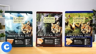 CANIDAE Grain-Free Pure Ancestral Cat Dry Food | Chewy