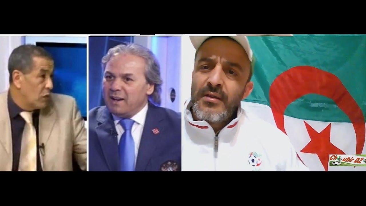 Clash - ali bencheikh et rabah madjer , plateau elheddaf  02