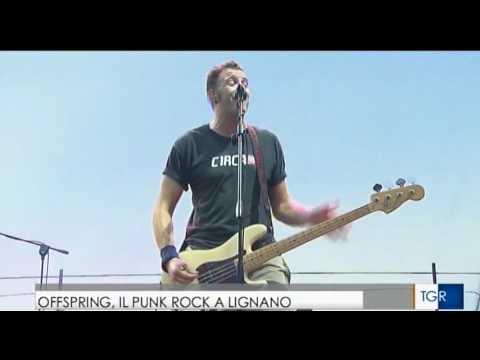 The Offspring - Lignano Sabbiadoro, 4 agosto 2017