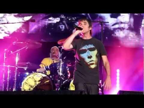 The Stone Roses Ten Storey Love Song  @ Singapore Indoor Stadium 2012