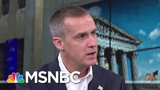 Former Trump Campaign Manager Corey Lewandowski: Do I Have Any Regrets? No | Morning Joe | MSNBC