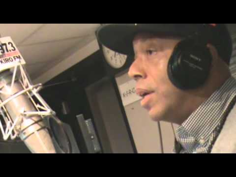 Russell Simmons on Seattle's Morning News