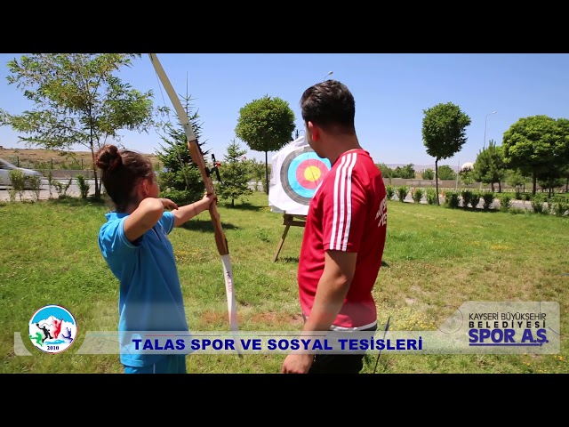 Spor A.Ş. Talas Spor Tesisi Tanıtım Filmi