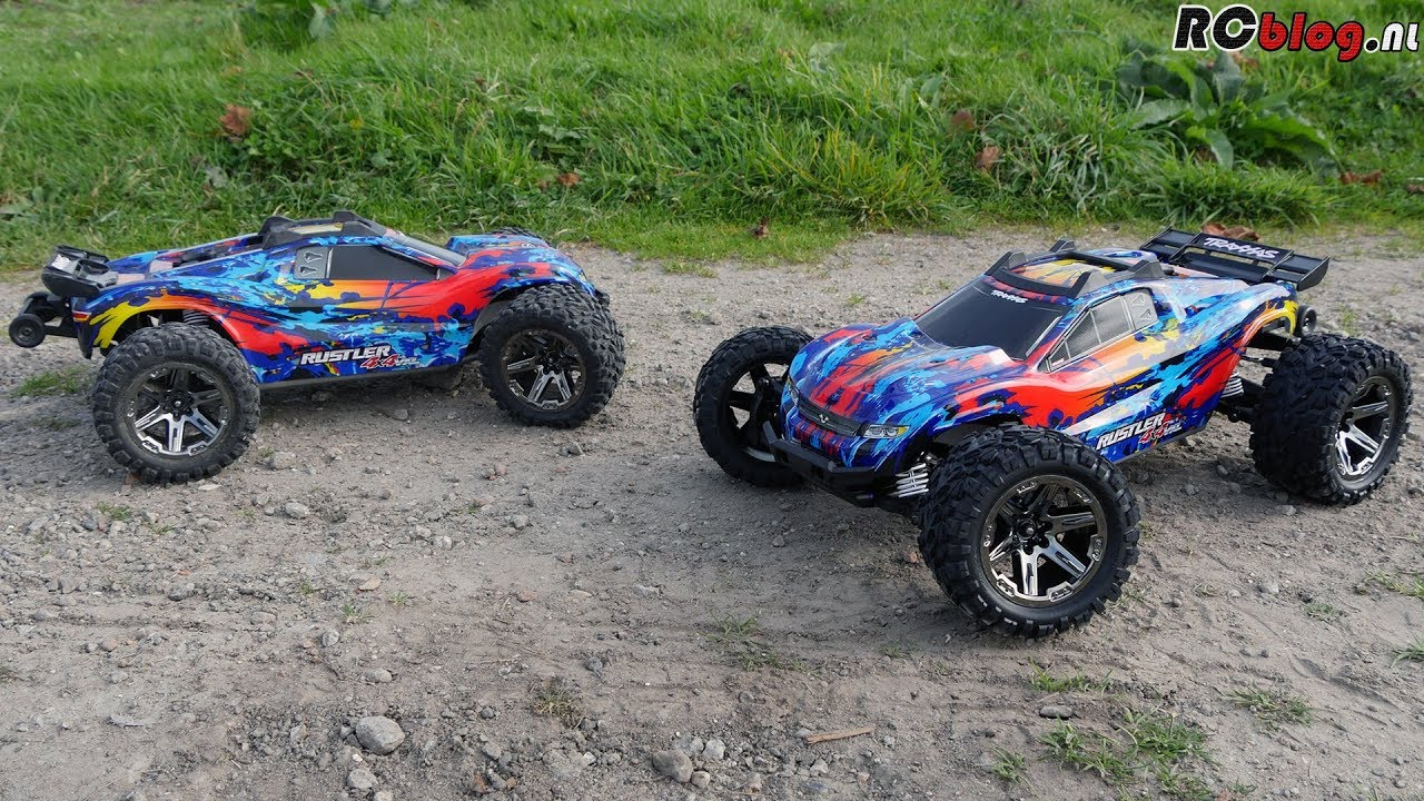 Traxxas Rustler 4x4 Vxl Video Review Nl Youtube Related Keywords Suggestions Long