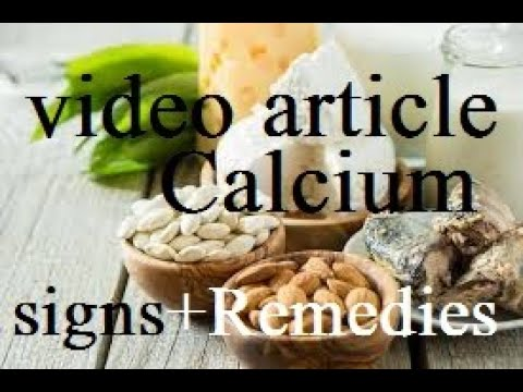 Calcium for Human Body