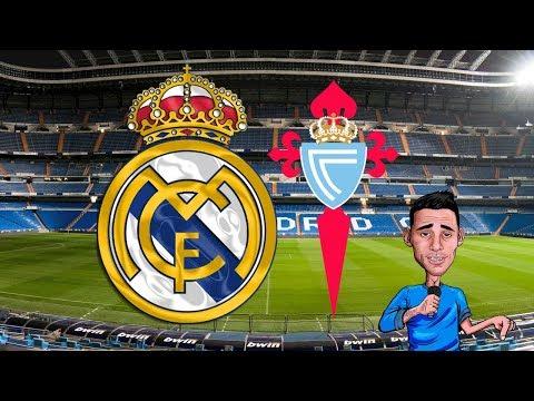 Image Result For Celta Vigo Vs Real Madrid En Vivo Youtube