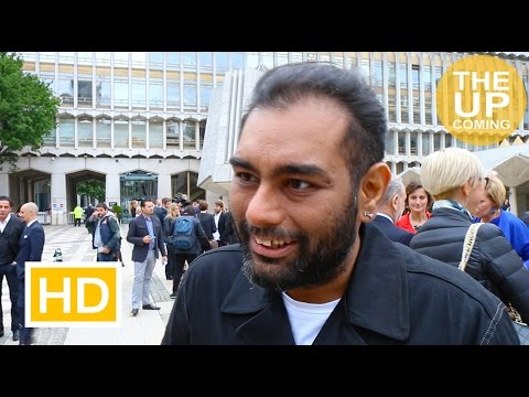 Gaggan at World's 50 Best 2015 - N. 10 - Gaggan Anand interview | The Upcoming