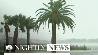 Hurricane Matthew: More Than 1 Million In Florida Without Power | NBC Nightly News