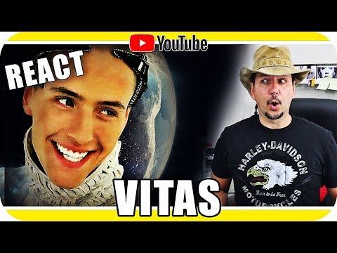 VITAS - Performance & Afinação Bizarra - Marcio Guerra Reagindo React Reação