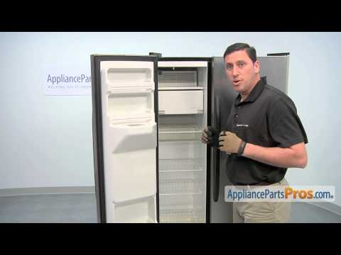 Icemaker Troubleshooting - French Door Refrigerators from YouTube · Duration:  3 minutes 5 seconds