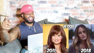 Disney Channel Famous Girls Stars Before and After 2018 | Reaction