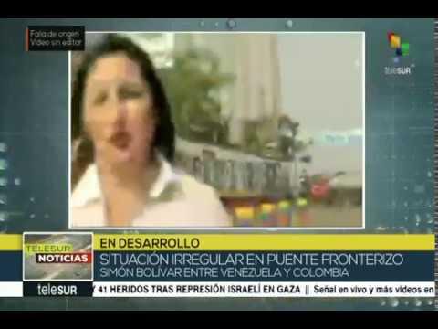 Tres guardias nacionales desertaron tras robar tanquetas en el puente internacional Simón Bolívar