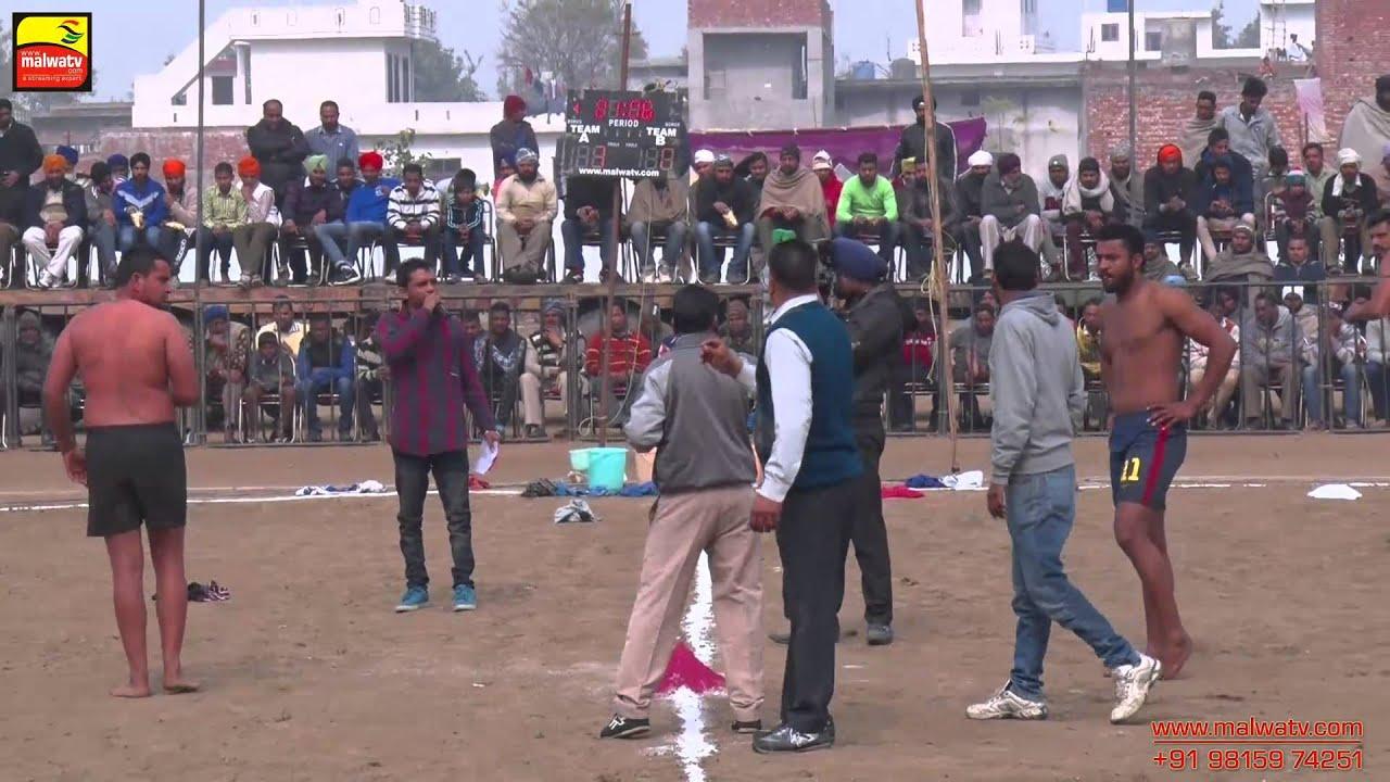 OTALAN (Samrala) Kabaddi Cup - 2015 || HD || Part 1st.