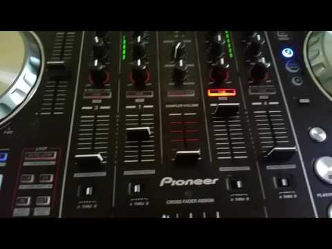 DDJ SX ISSUE WITH CROSS FADER &CROSS FADER CURVE