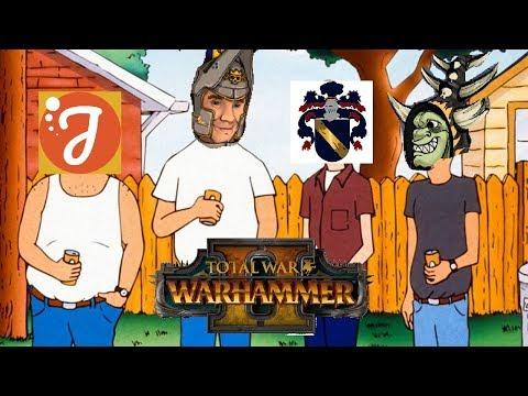 KING OF THE HILL SHOWDOWN   Total War: Warhammer 2 Flash Tournament
