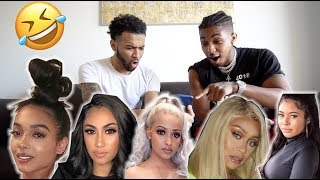 THE MOST HILARIOUS FEMALE YOUTUBER SMASH OR PASS IN HISTORY!! Ft. DDG **MUST SEE**