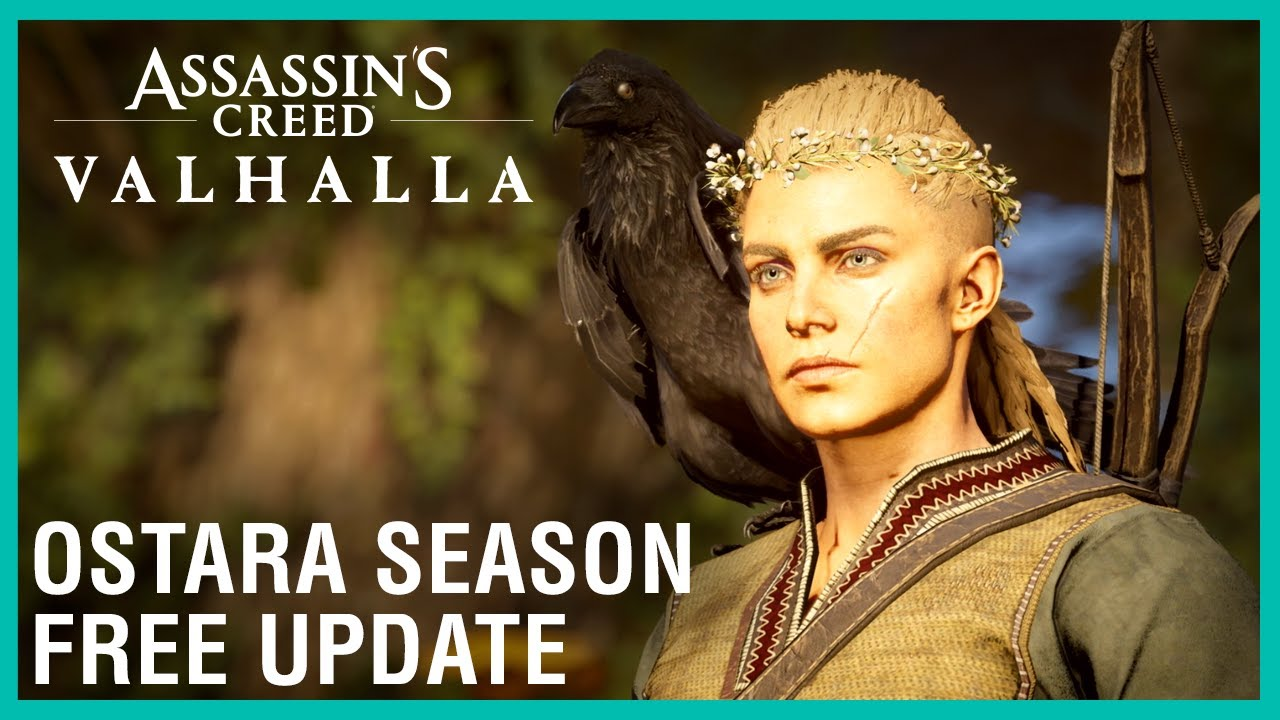 Assassin's Creed Valhalla: Ostara Season Free Update | Ubisoft