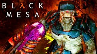 ВВЕРХ ПО ЗАВОДУ ► Black Mesa: Xen #5