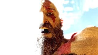 God of War PS4 - Kratos sees his Wife