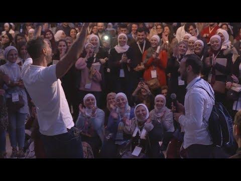 شكراً عمّان، شكراً لكل من حضر الدورة 🙏🏻