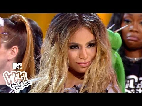 Dinah Jane, Justina Valentine, & B. Simone Demolish The Fellas 😱 | Wild 'N Out | #Wildstyle
