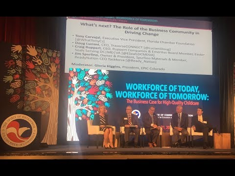 Business & Child Care @ US Chamber of Commerce (6/21/17)