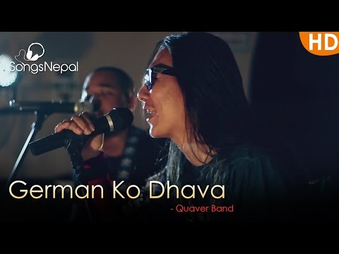 German Ko Dhava - Quaver Band | New Nepali Rock Pop Song 2017