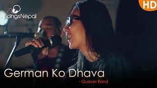 German Ko Dhava - Quaver Band | New Nepali Rock Pop Song 2017